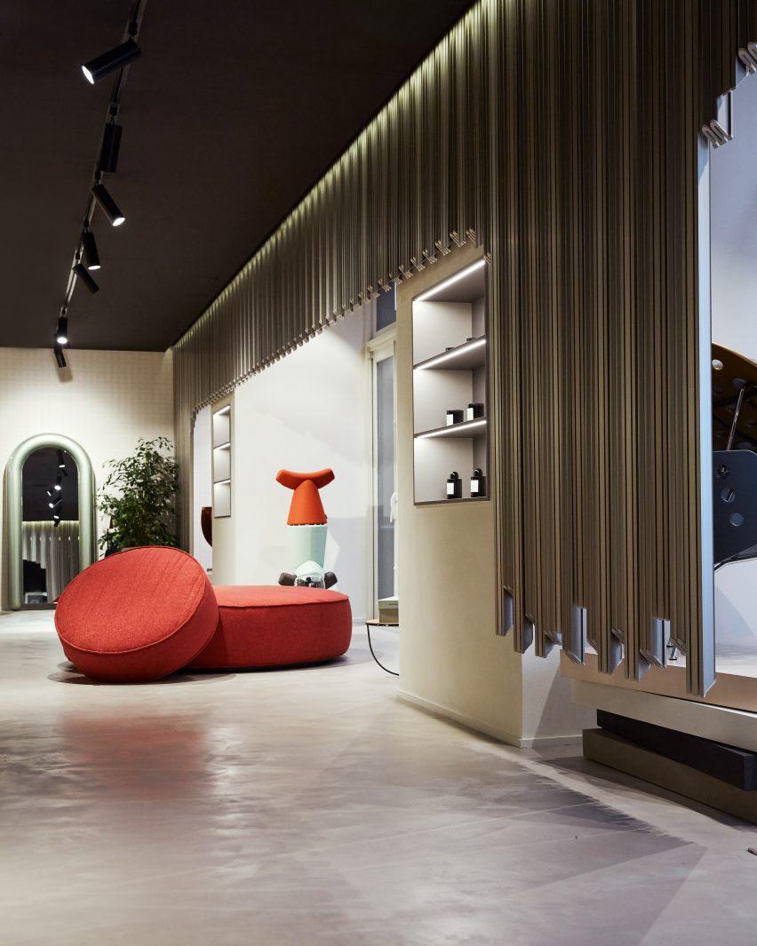 La Manufacture boutique in Paris