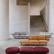 La Manufacture furniture: Luizet by Luca Nichetto