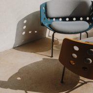 La Manufacture furniture: Melitea by Luca Nichetto