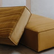 La Manufacture furniture: Stack by Nendo