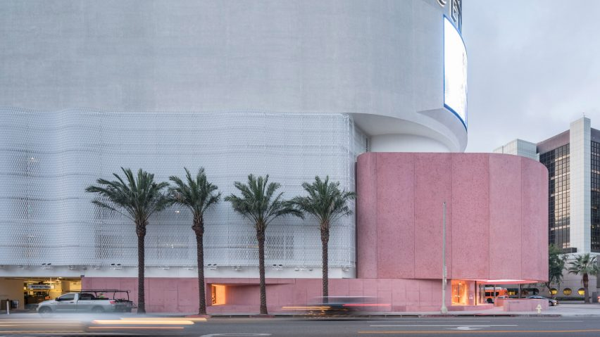 The Webster Los Angeles by Adjaye Associates