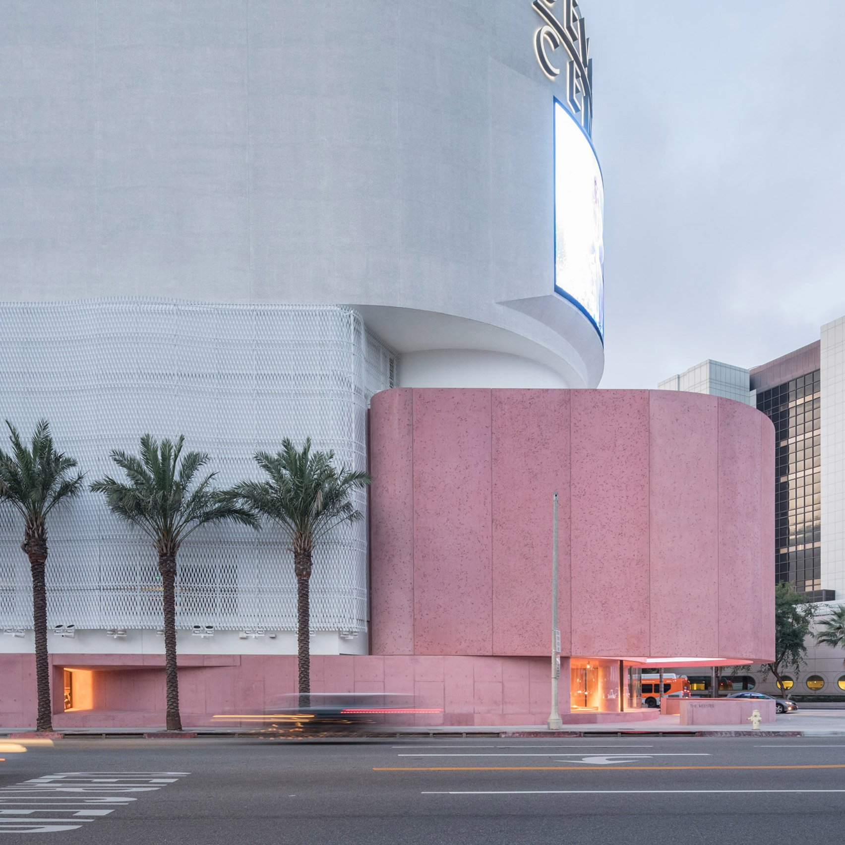 The Webster Los Angeles by Adjaye Associates