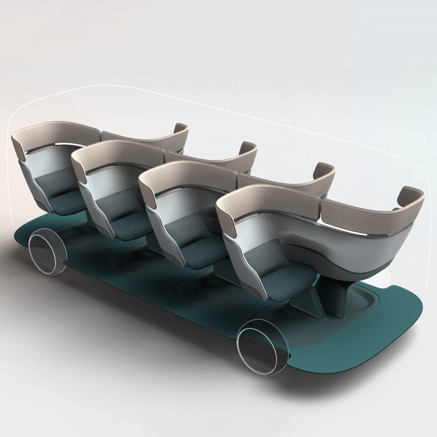 "Layer's Joyn platform is a ride-sharing concept that ""alleviates eco-guilt"""