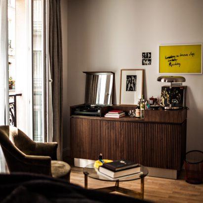 Le Pigalle hotel in Paris, France