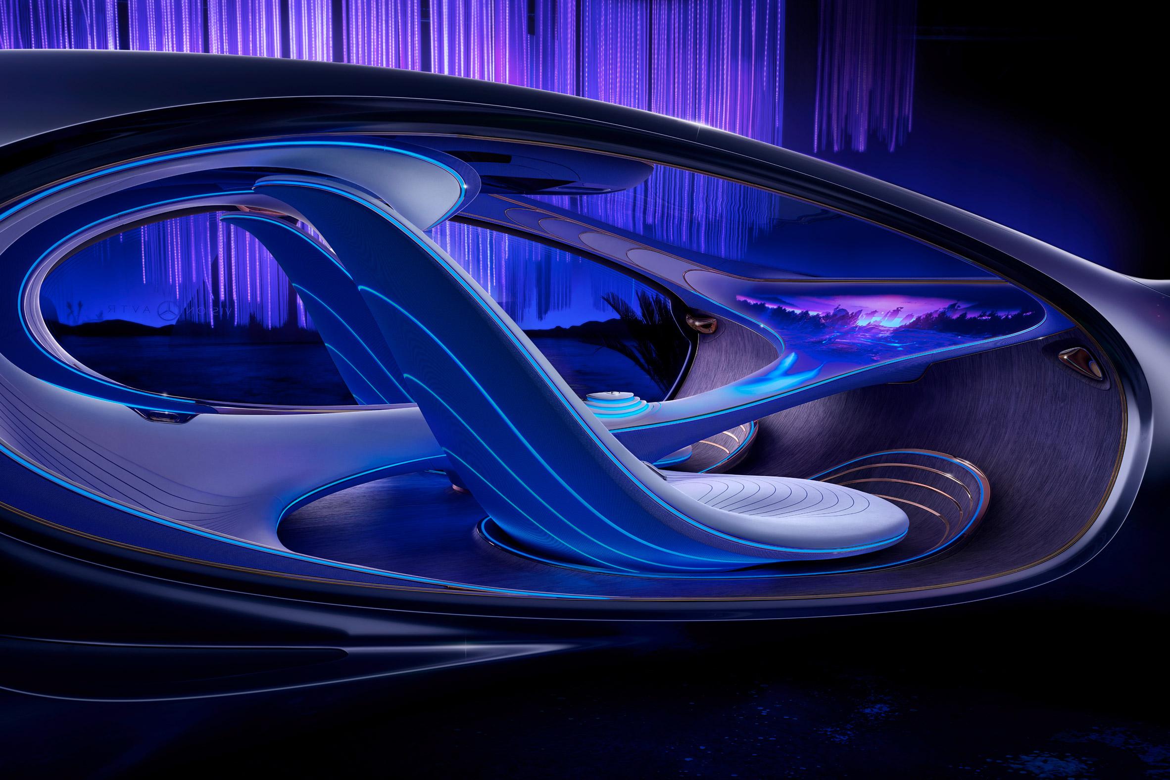 150X150 Avatar mercedes-benz unveils avatar-inspired concept car at ces 2020