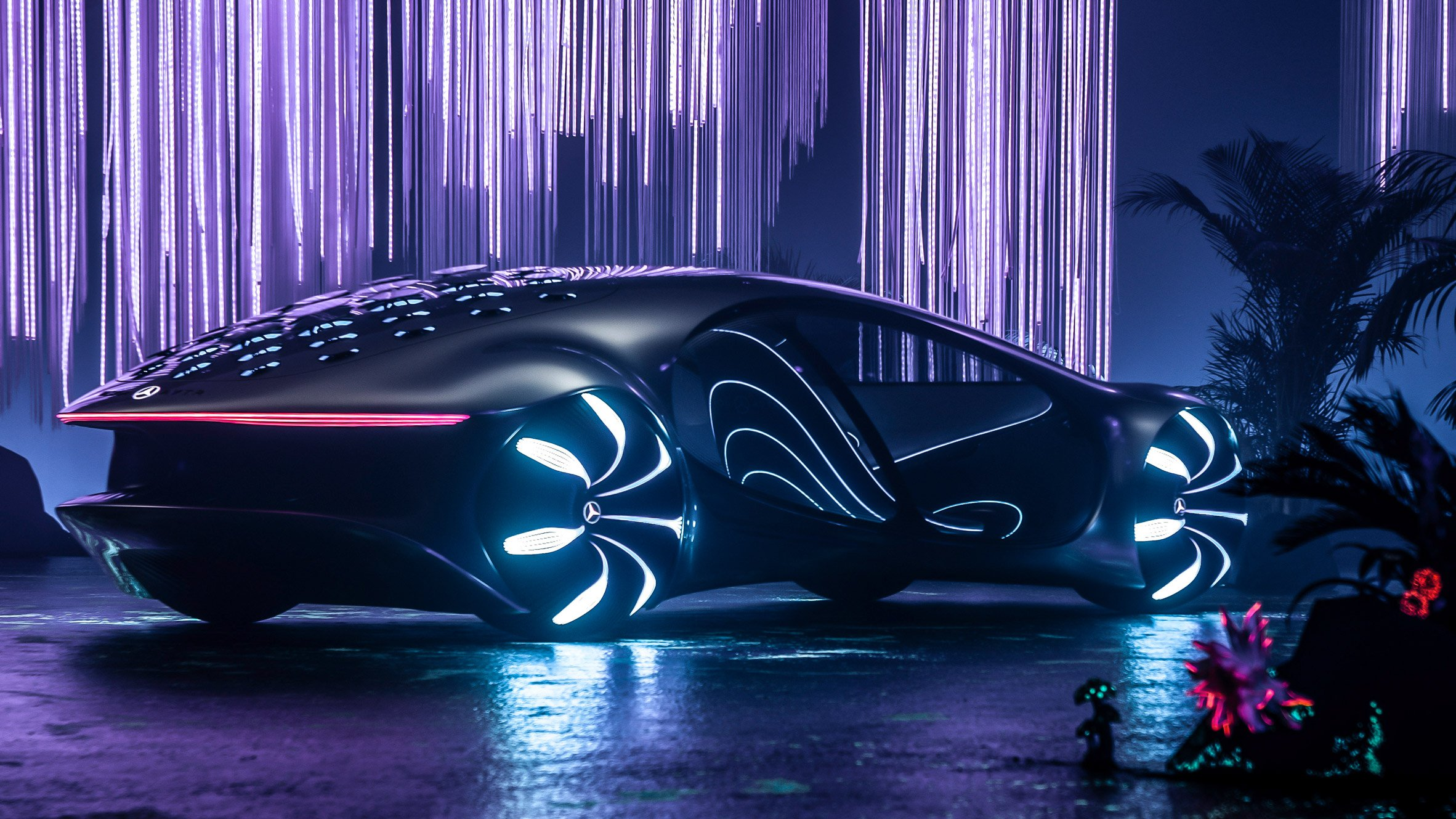 This week, carmakers envisioned the future of transport at CES - Dezeen