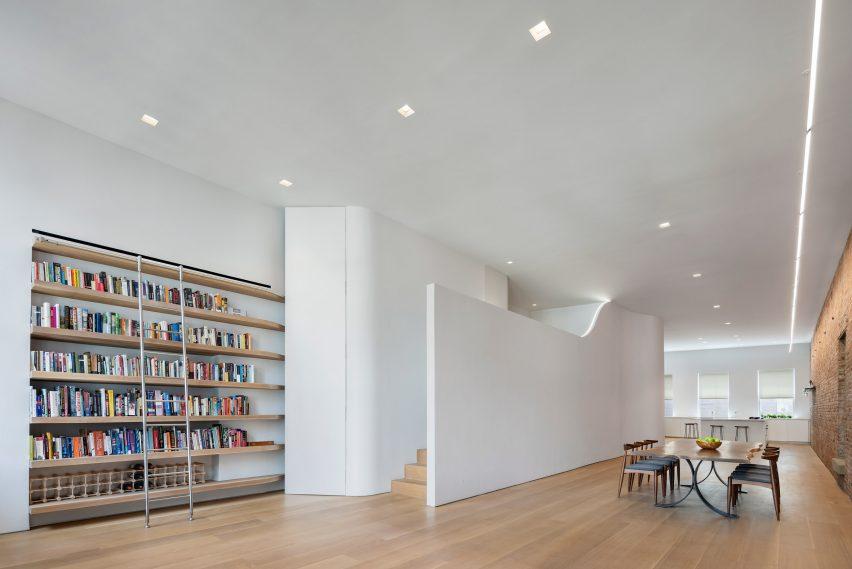 Soho Loft by Julian King Architect