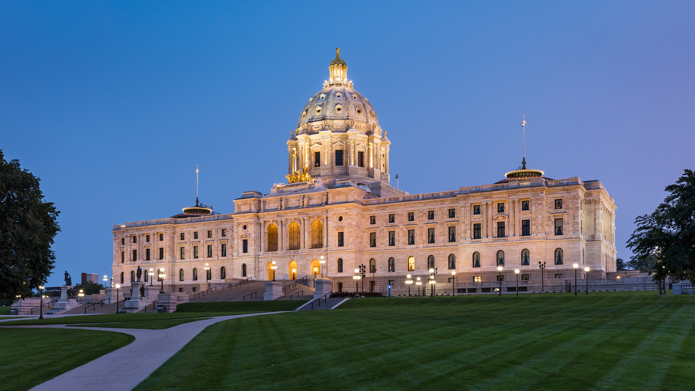 Minnesota State Capitol Restoration by HGA