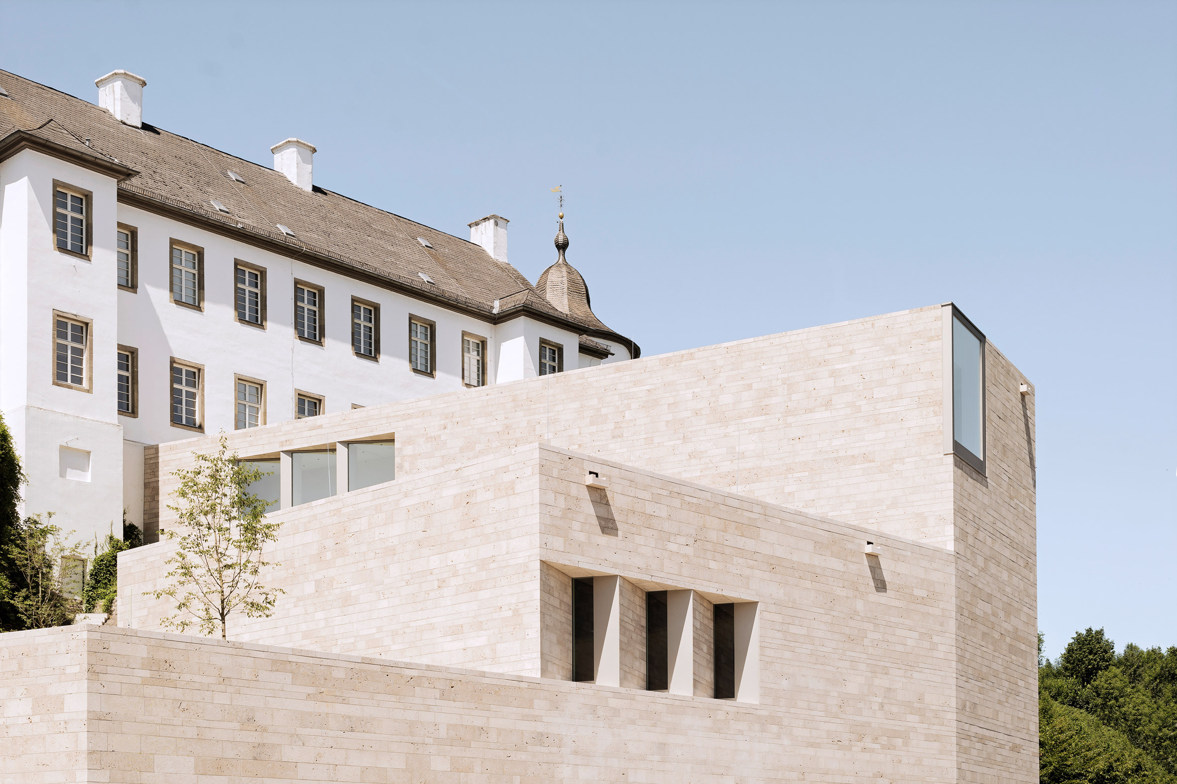 Museum and Cultural Forum South Westphalia by Bez+Kock Architekten