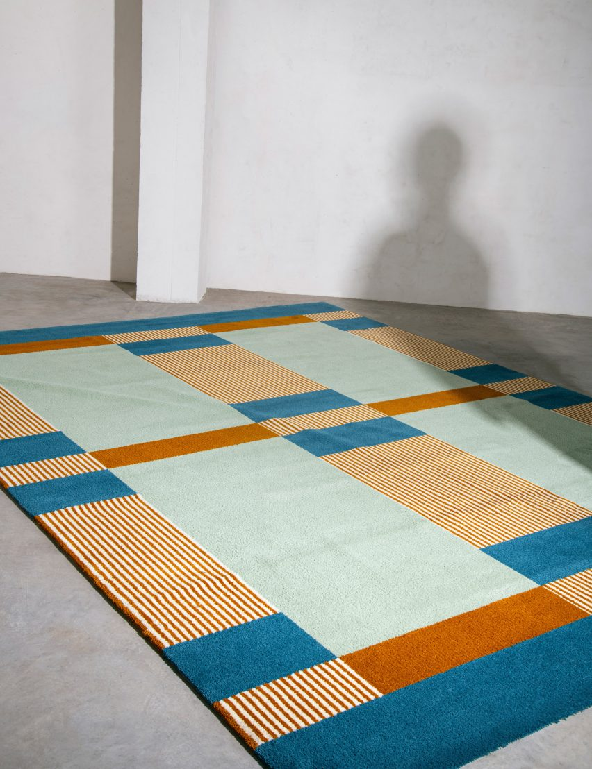 Rugs: Playtime by Emma Boomkamp for La Manufacture