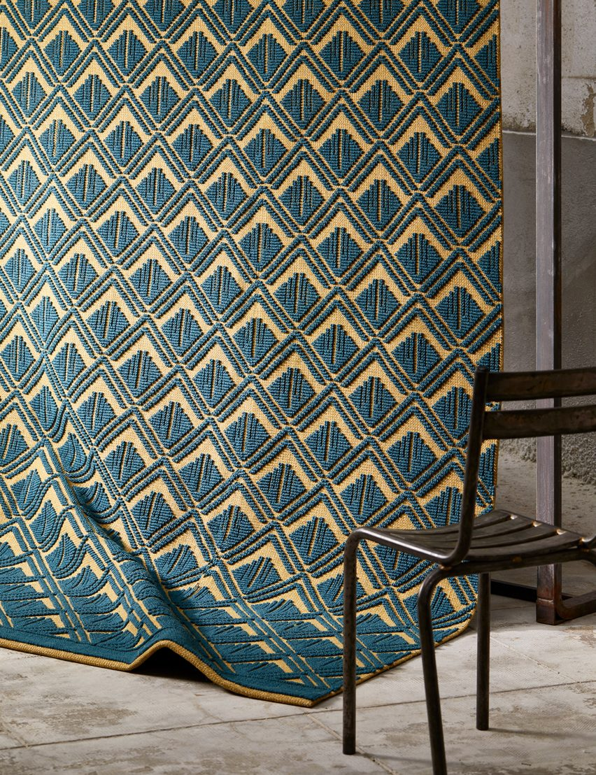 Rugs: Jazz Age Collection by La Manufacture Cogolin