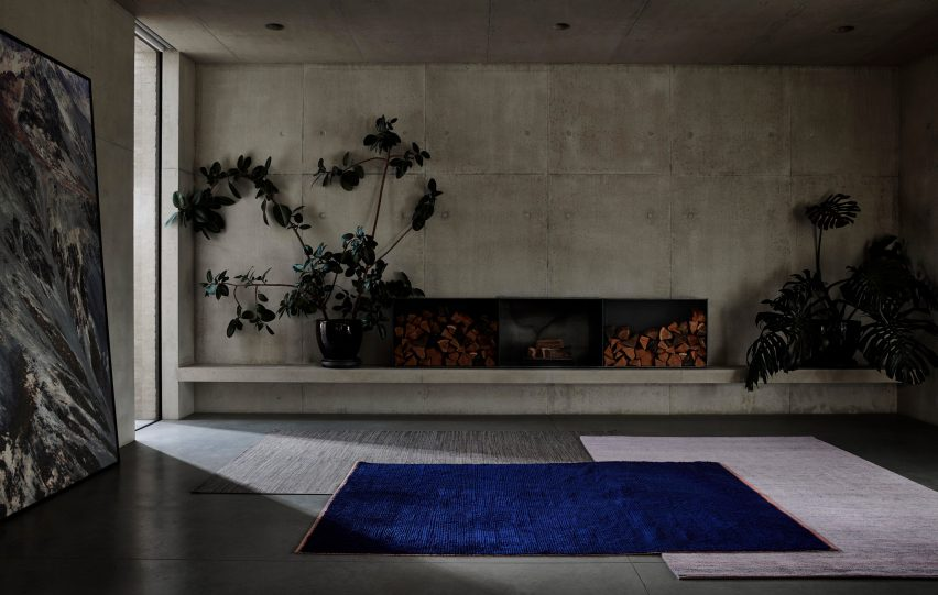 Rugs: Woven by Gregory Parkinson for Christopher Farr