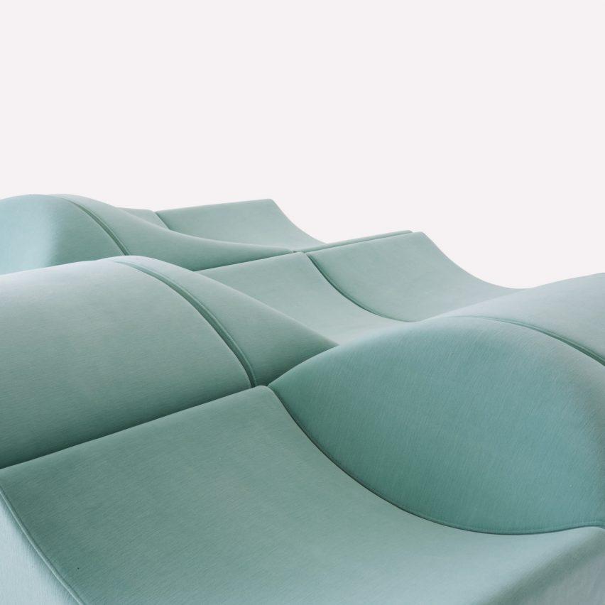 Sofas: Asmara by Bernard Govin for Ligne Roset