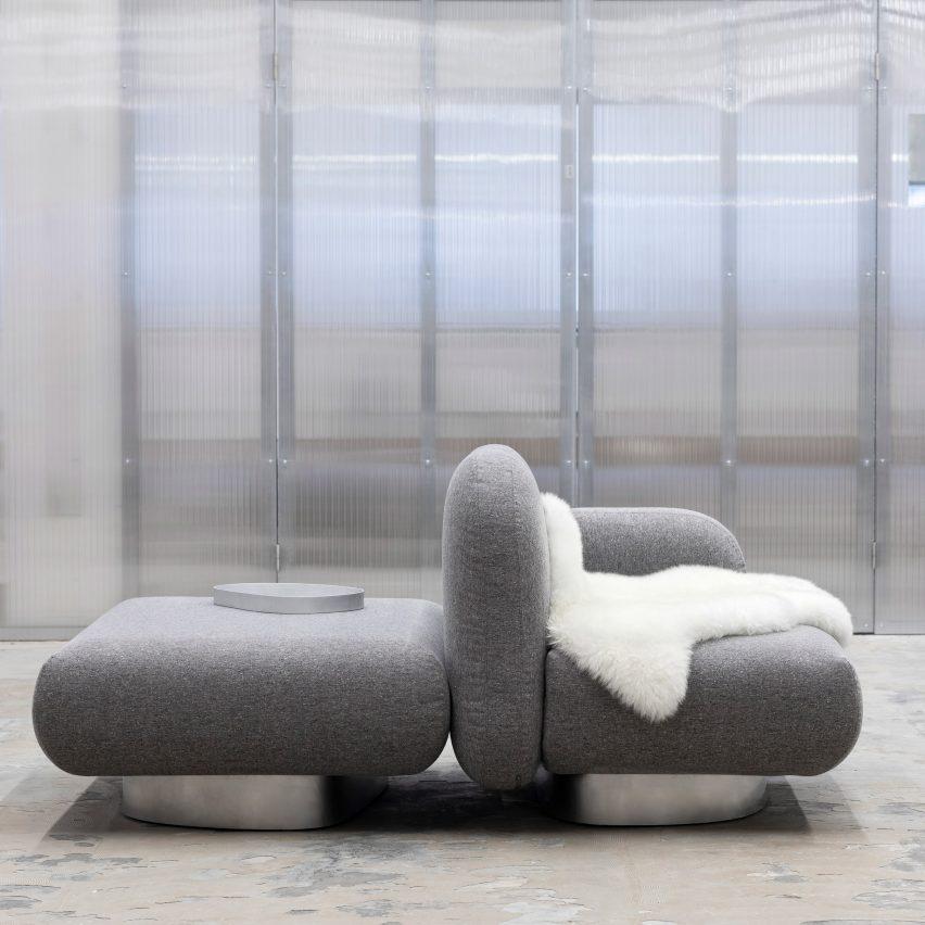 Sofas: Assemble by Destroyers Builders for Valerie Objects