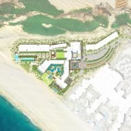 Nobu Los Cabos by WATG Site Plan