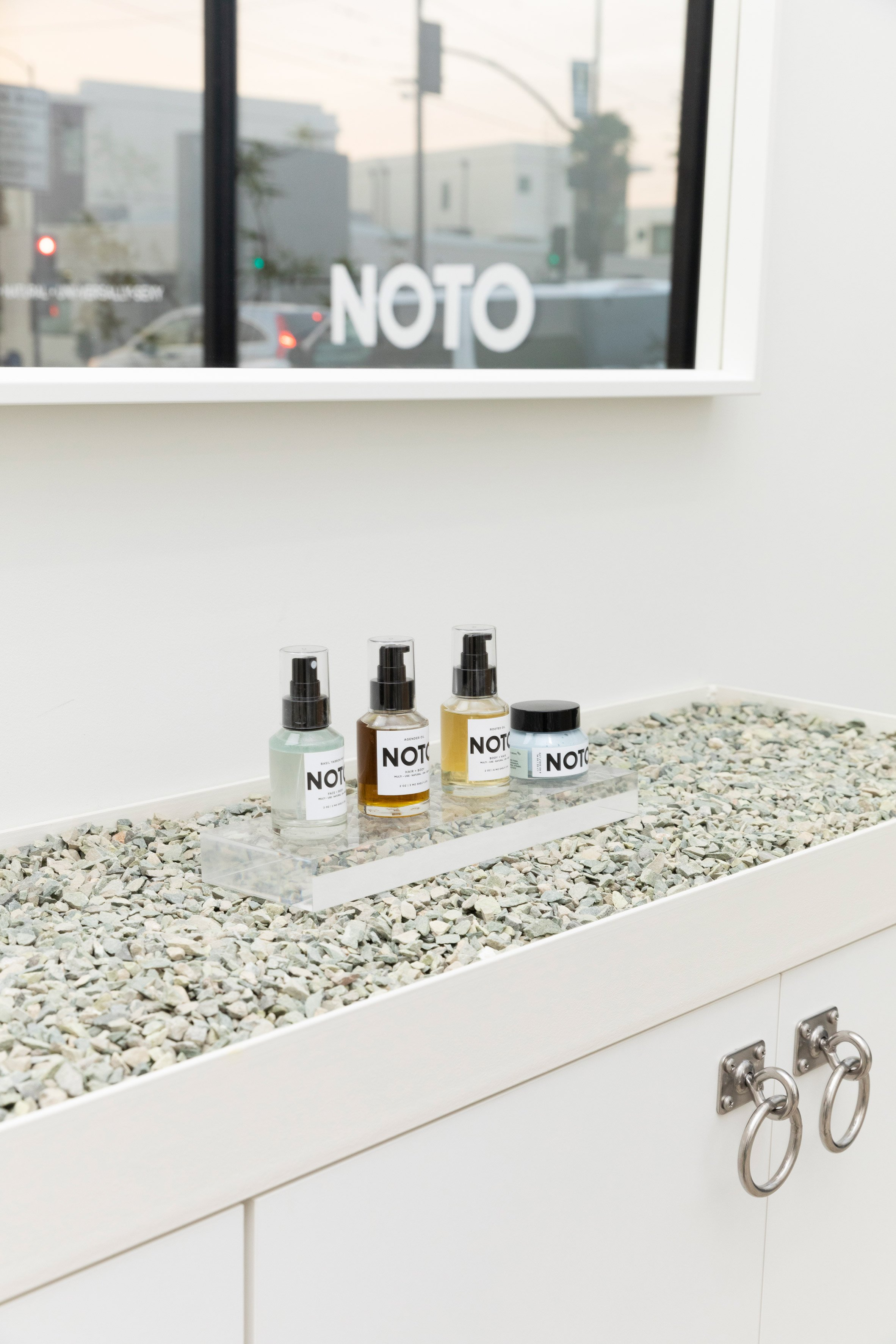 Noto Botanics Store by Venn Studio