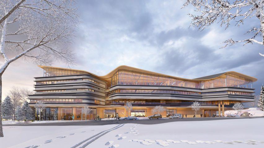 Ottawa Public Library by Diamond Schmitt Architects