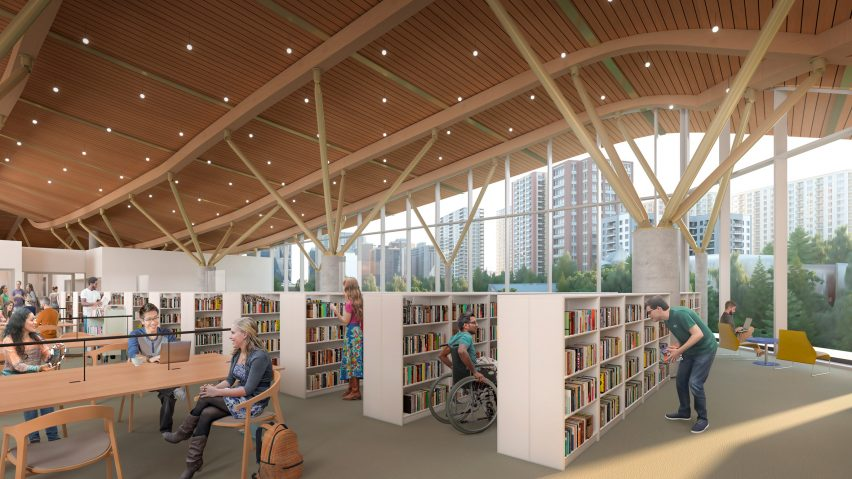 Ottawa Public Library by Diamond Schmitt Architects