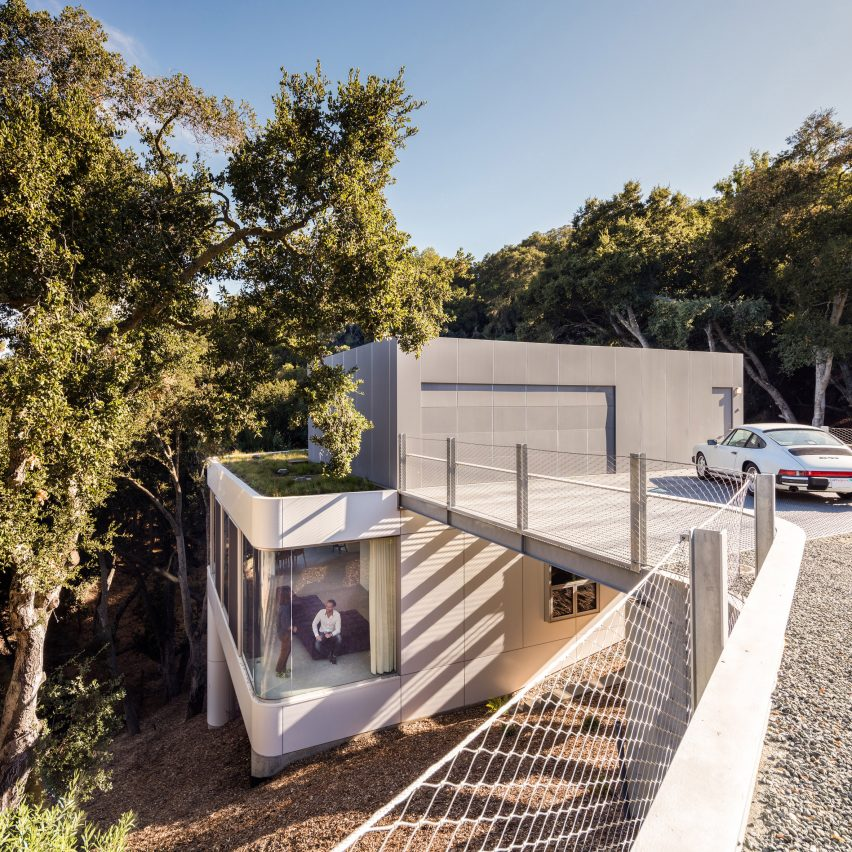Six striking houses in California's Silicon Valley
