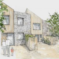 Loyn & Co reveals proposal for carbon neutral neighbourhood in Wales