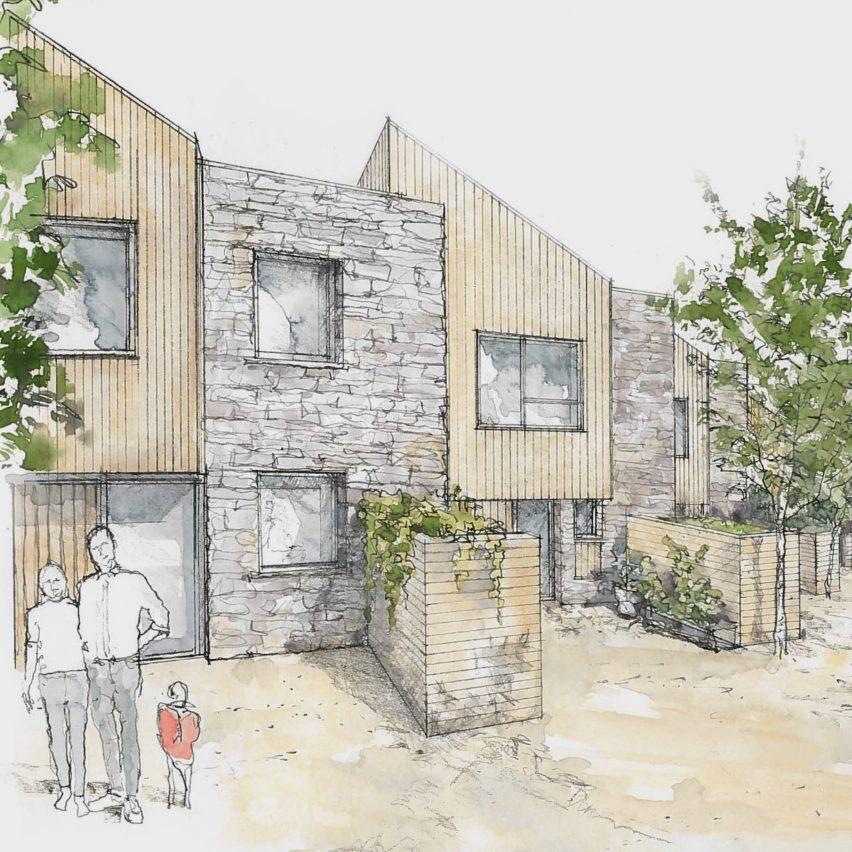 Parc Hadau by Loyn & Co and Farrer Huxley for Sero Homes
