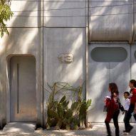 Pedro Reyesstudio in Mexico City