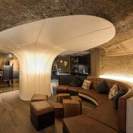 Amezcua transforms cave into subterranean addition for Mexico City dwelling
