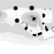 Photocatalytic Cave MM by Amezcua Roof Plan