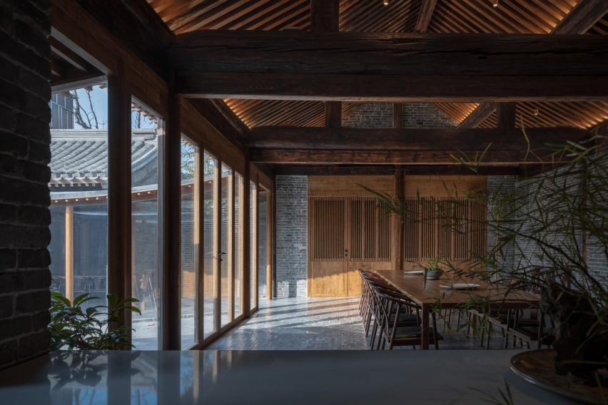 Qishe Courtyard by Arch Studio