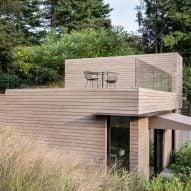 Round House renovation by Mack Scogin Merrill Elam