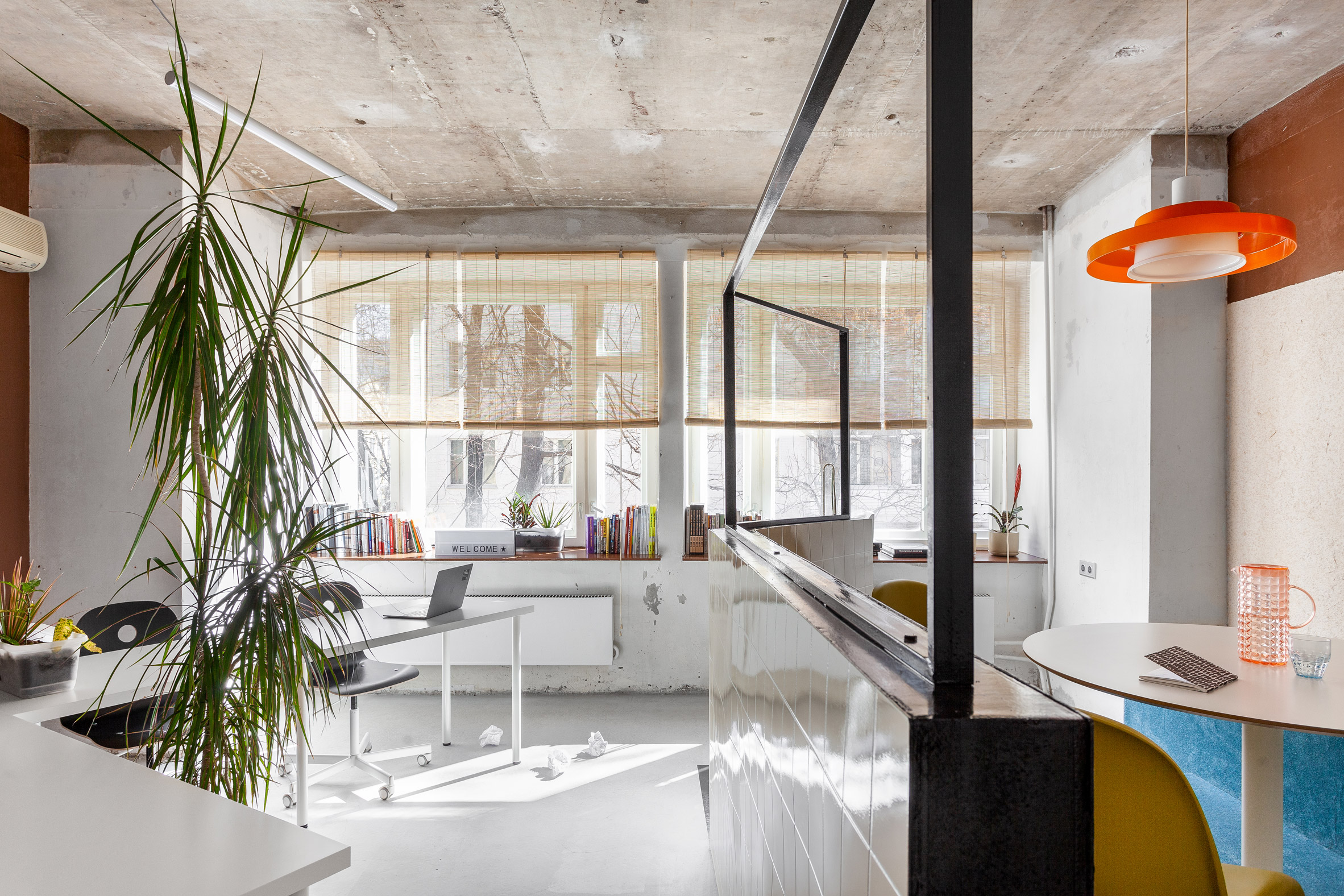 Rupor office designed by Dvekati