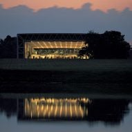 Sainsbury Centre by Norman Foster