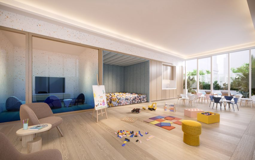 Scope unveils luxurious clubhouse in its Langsuan condominium