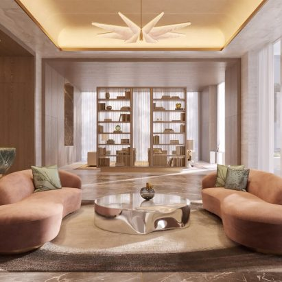 Scope unveils luxurious clubhouse in its Langsuan condominium