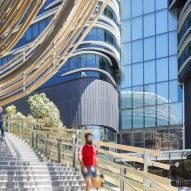 The Exchange in Sydney by Kengo Kuma