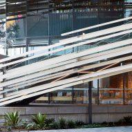 The Exchange in Sydney by Kengo Kuma