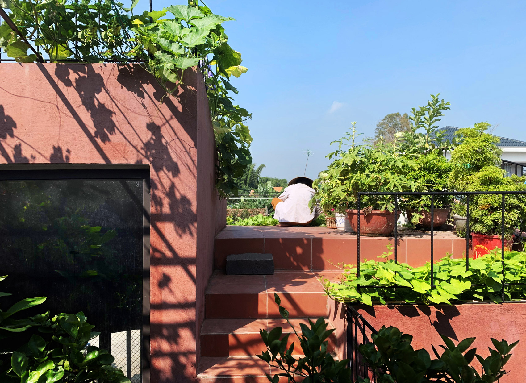 The Red Roof by TAA Design