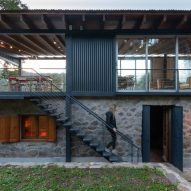 Carolina Vago transforms horse stables into country home in Argentina