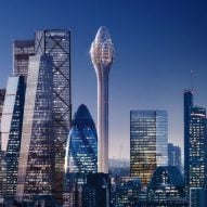 Foster + Partners launches planning appeal for rejected Tulip tower in London