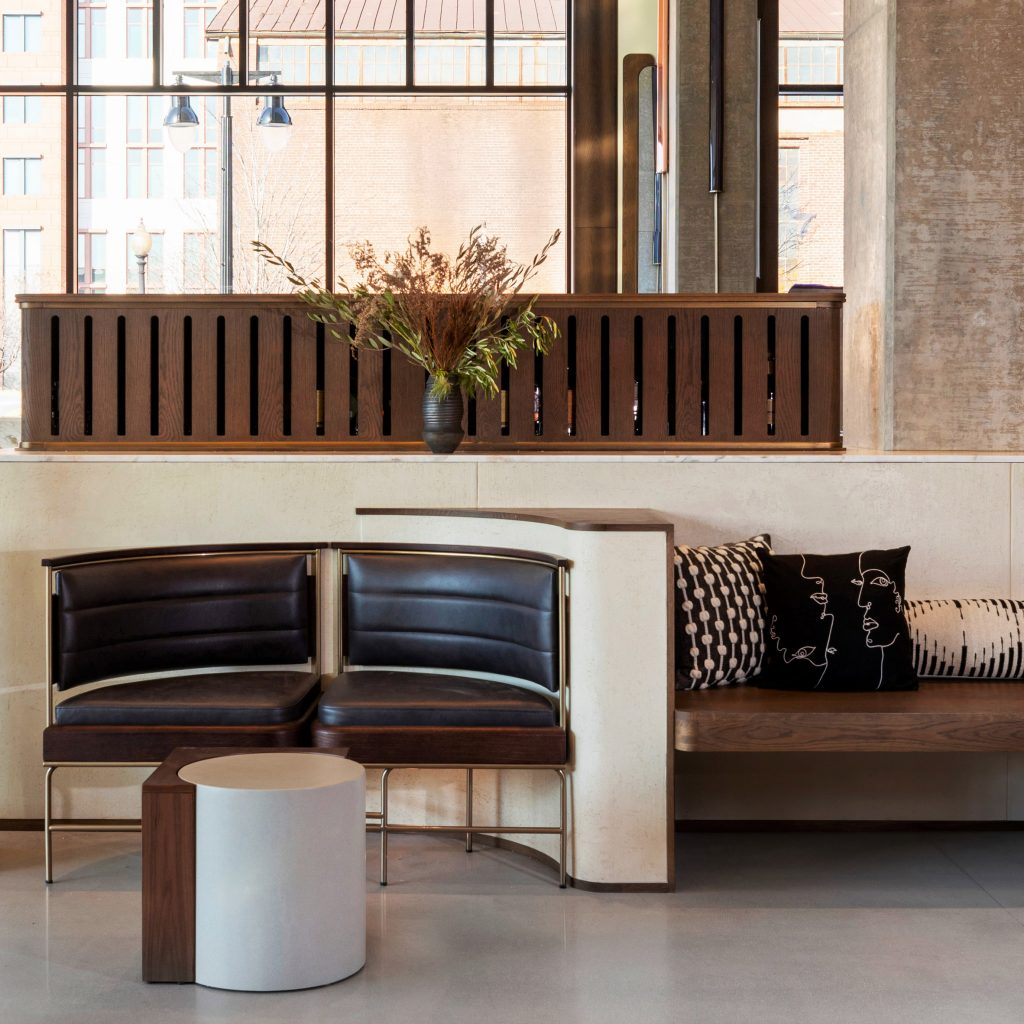 Thompson Washington Dc Hotel Subtly Draws On City S Nautical Past