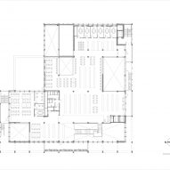 Town House by Grafton Architects for Kingston University, UK