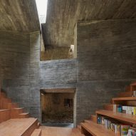 Xiadi Paddy Field Bookstore of Librairie Avant-Garde by TAO