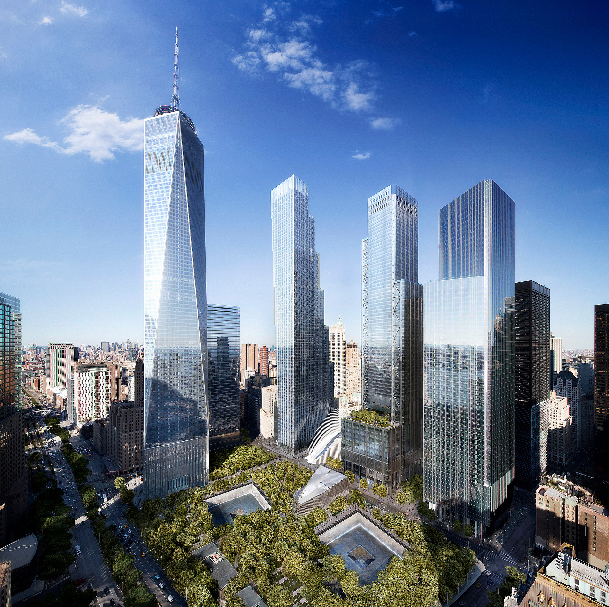 BIG's Two World Trade Center nixed for