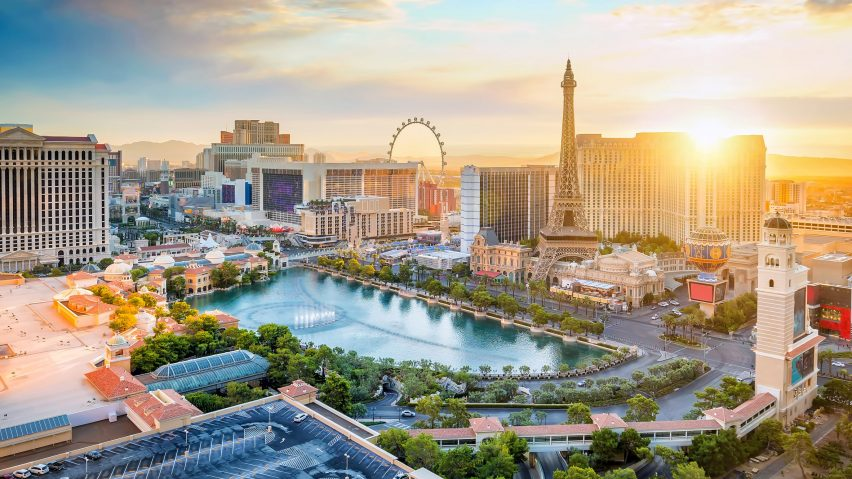 Virgin Train USA news Las Vegas to California