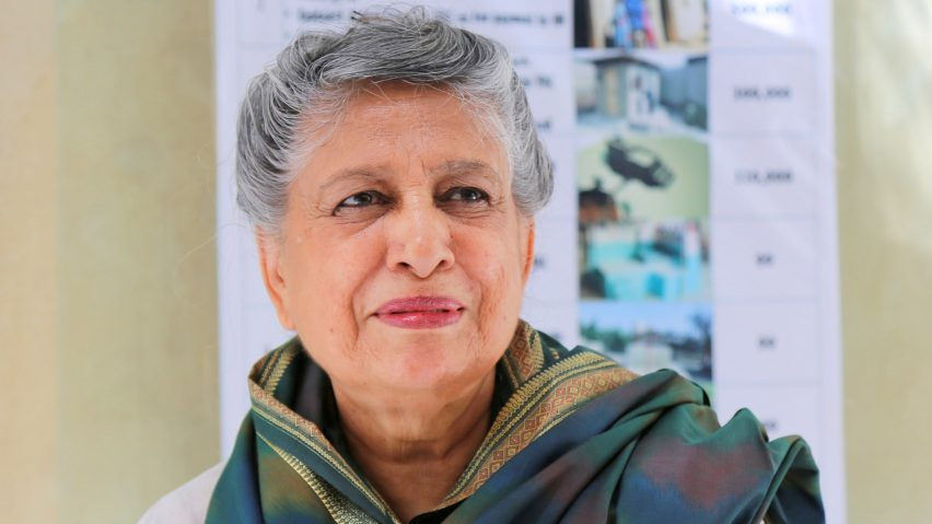 Yasmeen Lari wins Jane Drew Prize