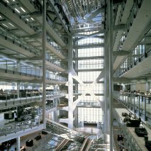 HSBC headquarters by Foster Associates
