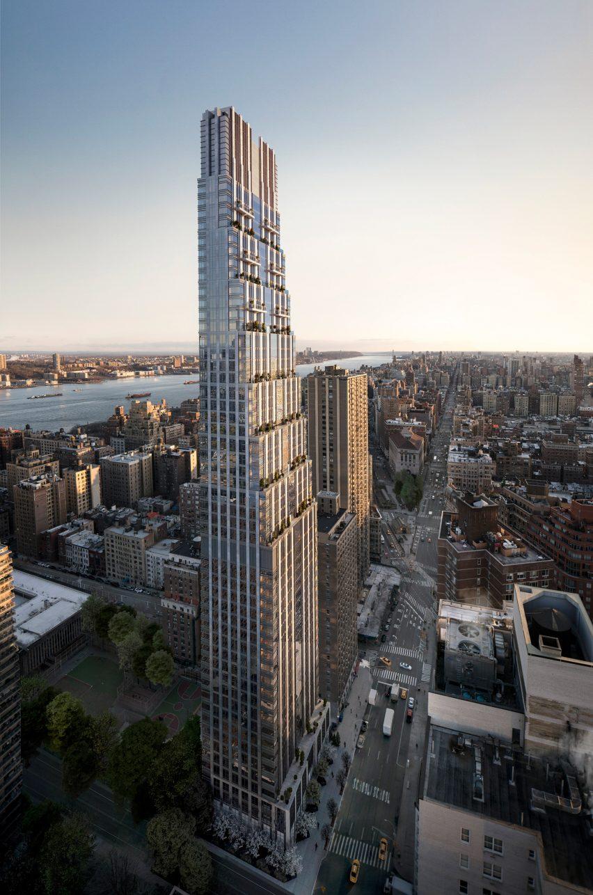 200 Amsterdam by Elkus Manfredi Architects