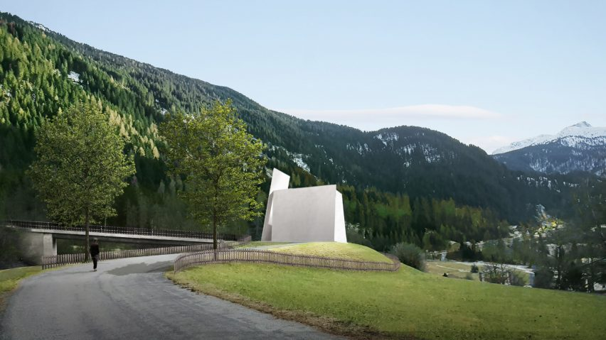 515 Autobahnkirche by Herzog & de Meuron