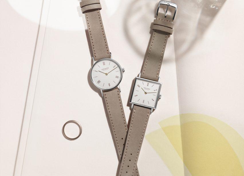 Nomos Duo watches
