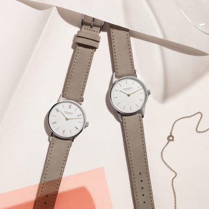 Nomos Duo watches
